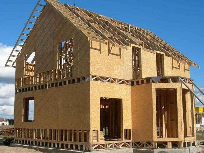 Каркасный дом: особенности и нюансы строительства 3