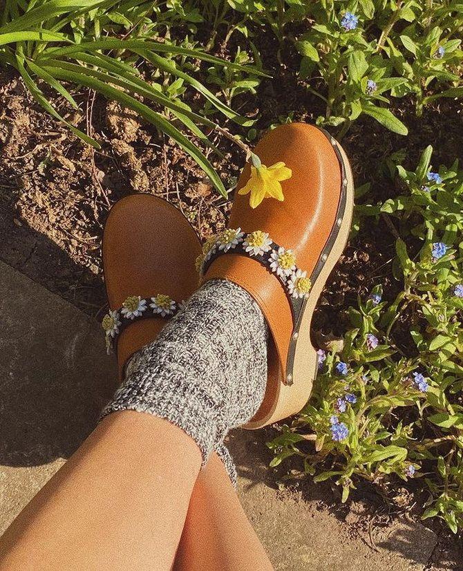 Модні клоги: актуальне взуття на літо 2021 10