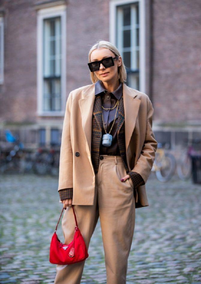 Кожаная рубашка – модная и стильная вещь 2021 года 7