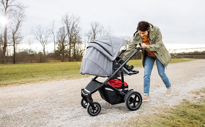 Удобно и практично: какую коляску выбрать для ребенка? 1