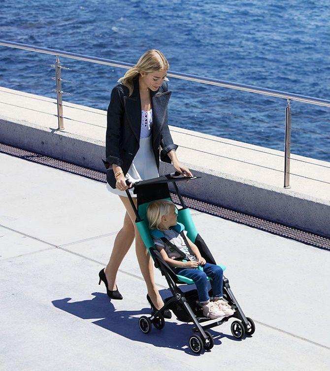 Удобно и практично: какую коляску выбрать для ребенка? 3