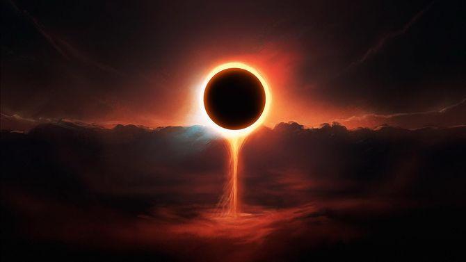 Коридор затмений в мае 2021 — время изменить судьбу 2