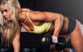 Кросфіт – тренування для цілеспрямованих, сильних і красивих жінок