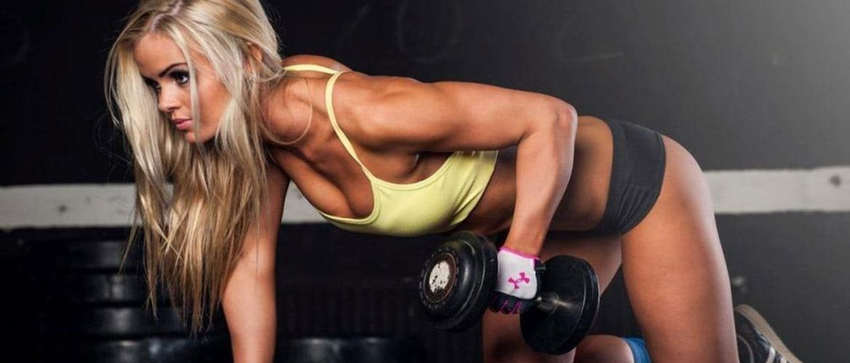 Кроссфит – тренировки для целеустремленных, сильных и красивых женщин