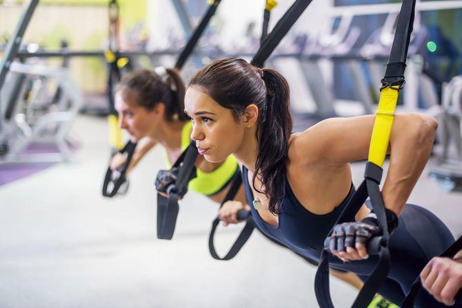Кроссфит – тренировки для целеустремленных, сильных и красивых женщин 2