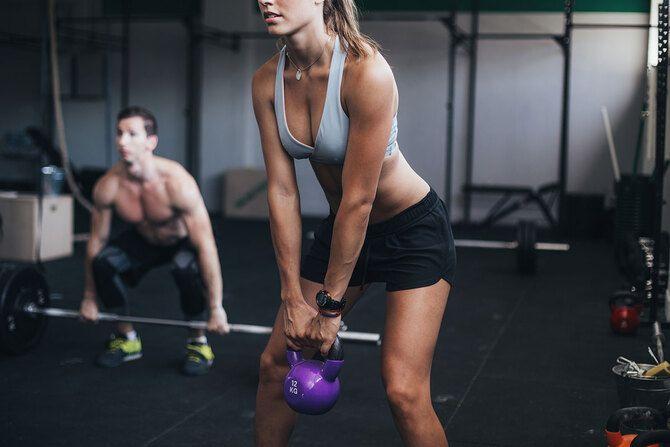 Кроссфит – тренировки для целеустремленных, сильных и красивых женщин 3