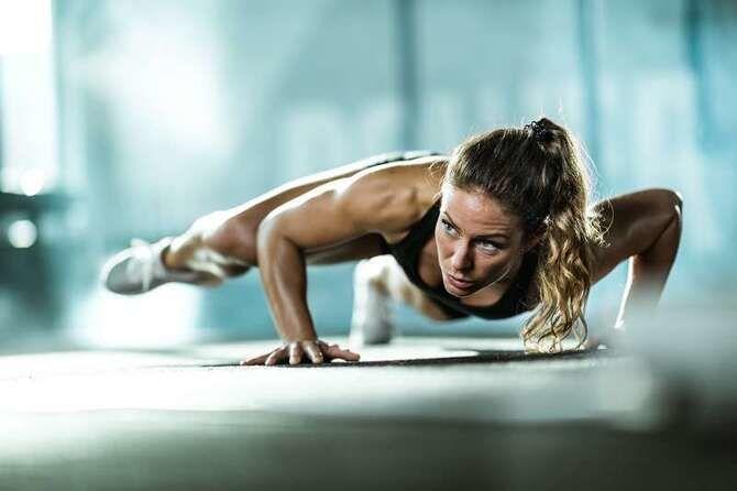 Кроссфит – тренировки для целеустремленных, сильных и красивых женщин 5