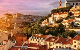 Lisbon is in the top 3 best cities in the world for emigrants