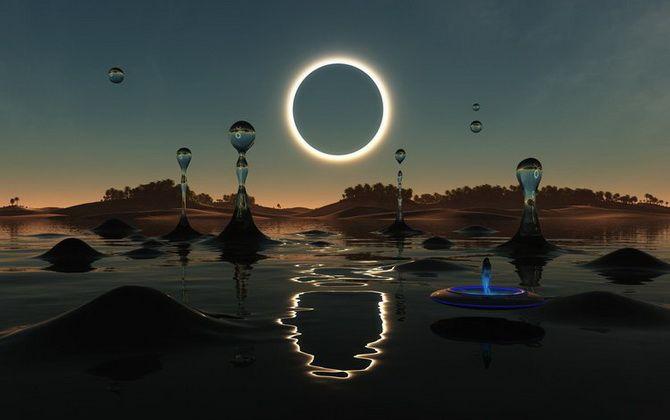 Повне місячне затемнення 26 травня 2021: як пережити цей день 1