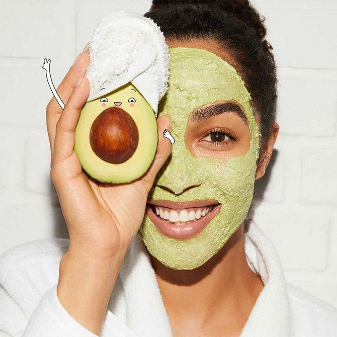 Домашні маски для обличчя, які змусять вашу шкіру сяяти 7