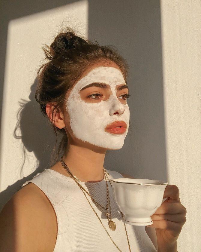 Домашні маски для обличчя, які змусять вашу шкіру сяяти 1