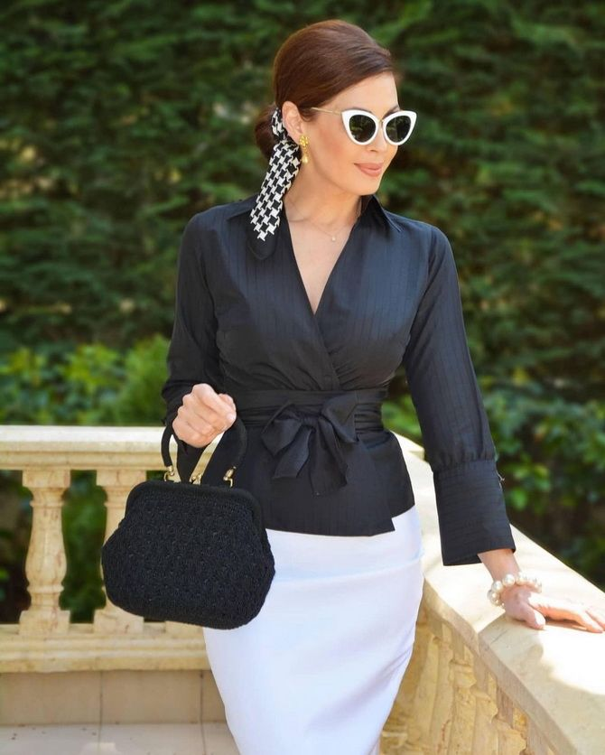 Мода для 40-летних в 2021 году: собираем классический гардероб 6