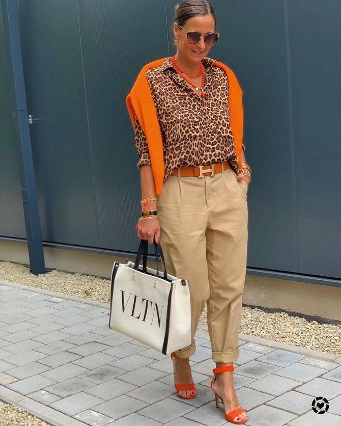 Мода для 40-летних в 2021 году: собираем классический гардероб 9