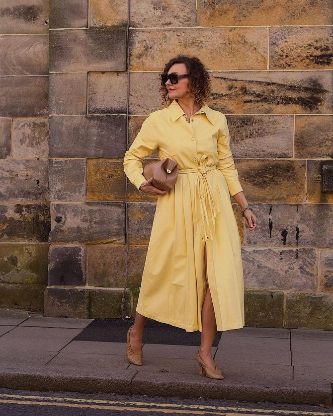 Мода для 40-летних в 2021 году: собираем классический гардероб 10