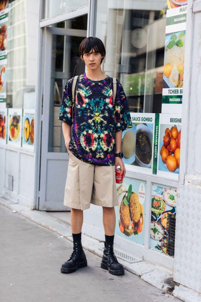 З чим носити чоловічі шорти – поради для стильного хлопця 6