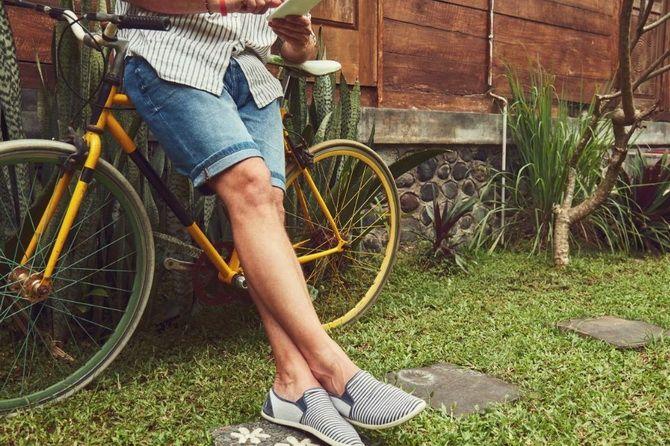 З чим носити чоловічі шорти – поради для стильного хлопця 13