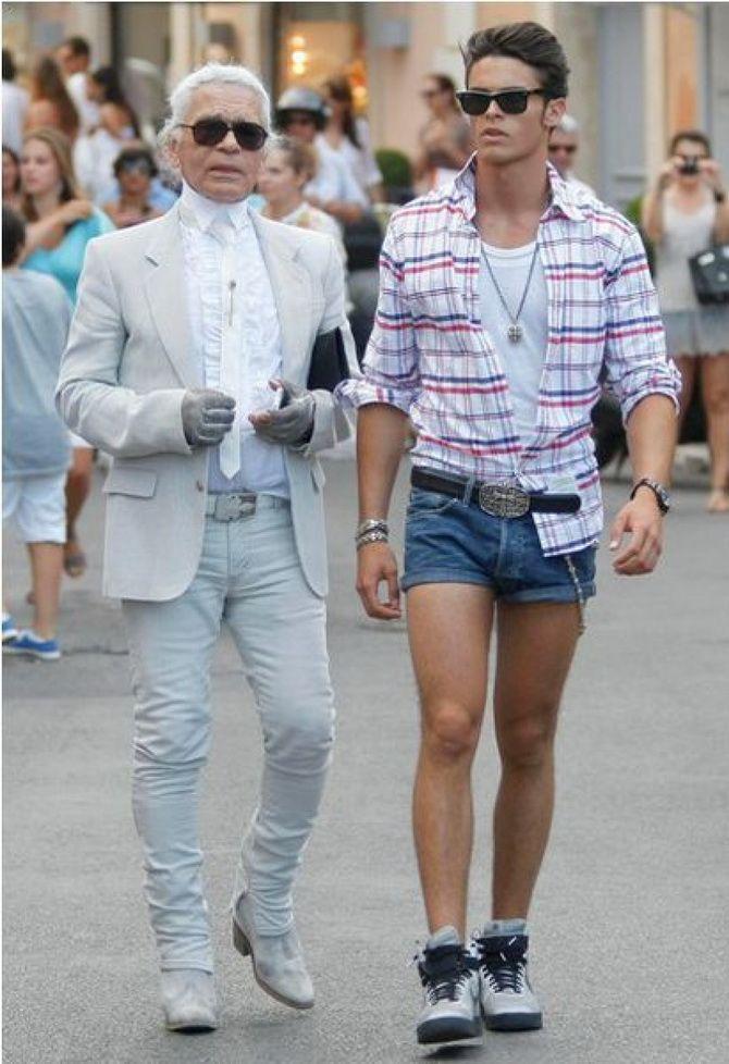 З чим носити чоловічі шорти – поради для стильного хлопця 2
