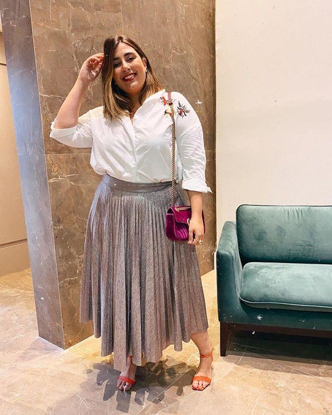 Офисный гардероб для девушек plus size: формируем деловой стиль 8