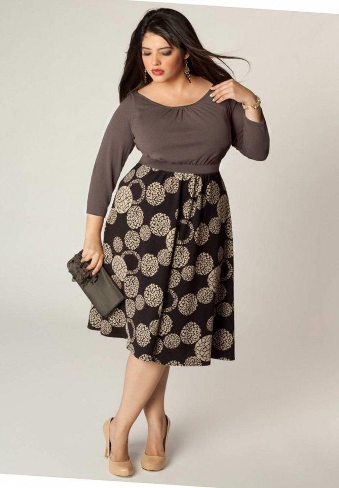 Офисный гардероб для девушек plus size: формируем деловой стиль 10