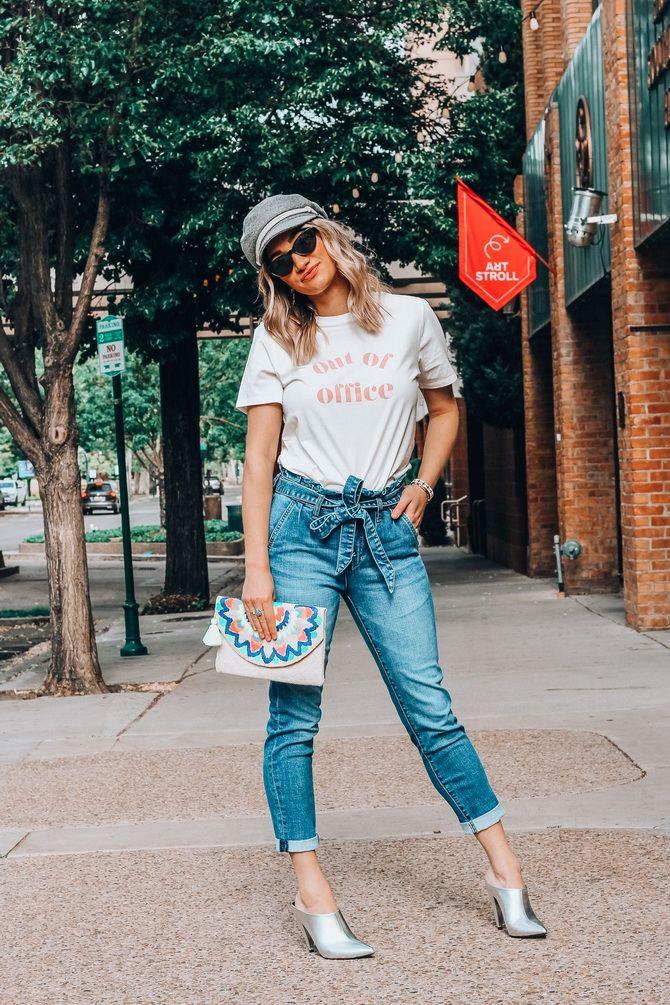 Штани в стилі paperbag: як носити стильний фасон 8