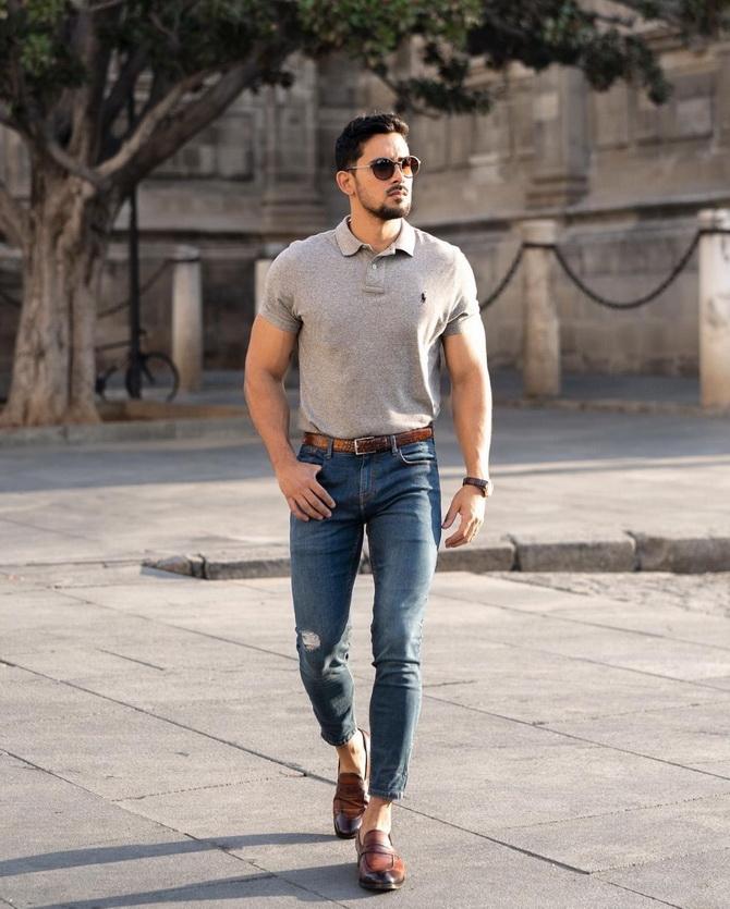 Стиль casual chic для мужчин: как выглядеть элегантно без костюма 5
