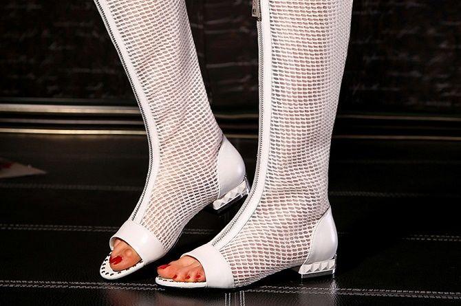 Антитренды летней обуви: что не стоит носить в 2021 году 4