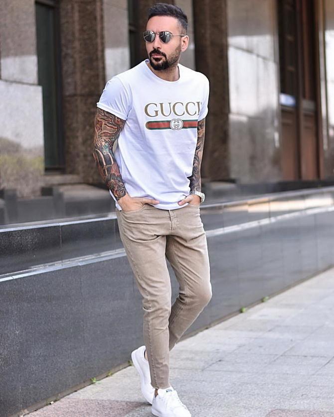 Стиль casual chic для мужчин: как выглядеть элегантно без костюма 4