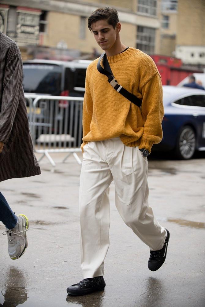 Стиль casual chic для мужчин: как выглядеть элегантно без костюма 9