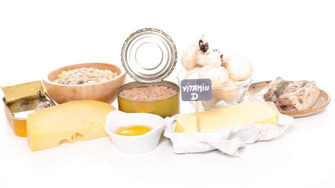 В чём польза витамина Д? 1