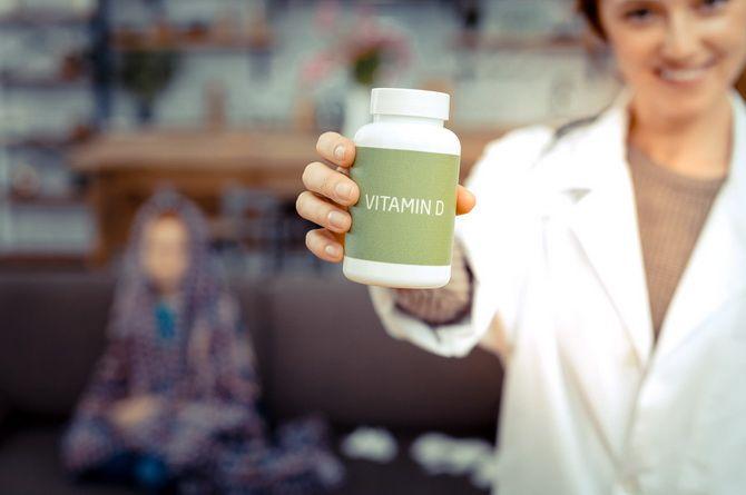 В чём польза витамина Д? 2