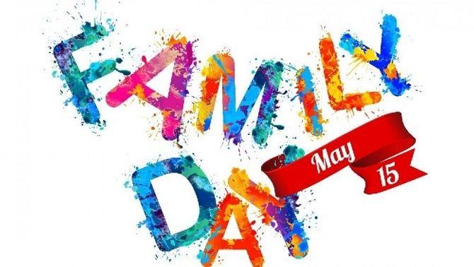 Міжнародний день сім'ї: барвисті і щиросердечні вітання 4
