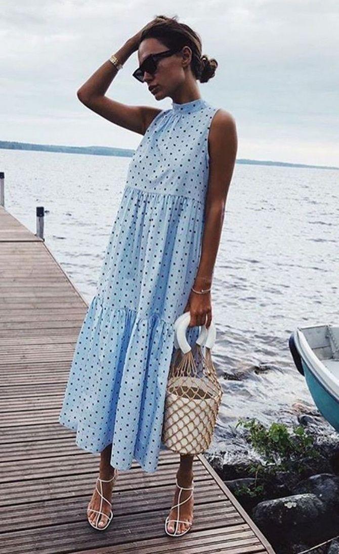 Идеальное летнее платье: скрываем недостатки фигуры 1