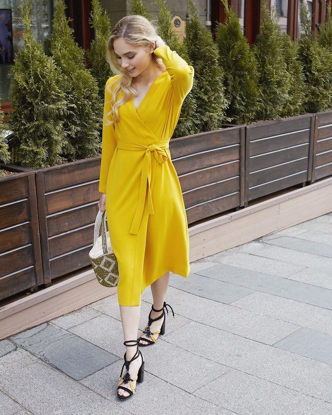 Идеальное летнее платье: скрываем недостатки фигуры 15