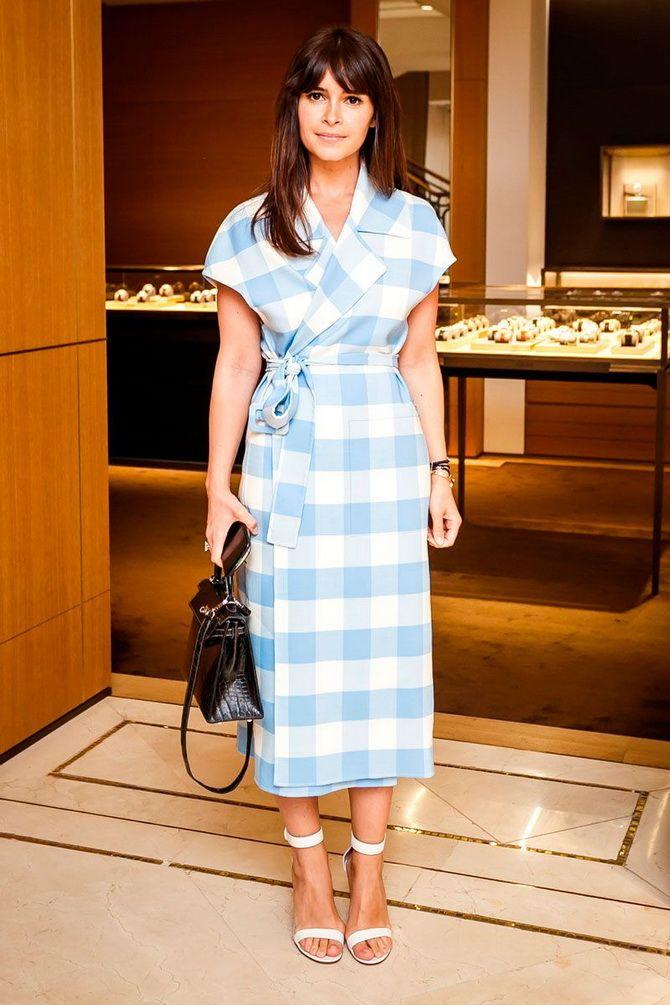 Идеальное летнее платье: скрываем недостатки фигуры 16