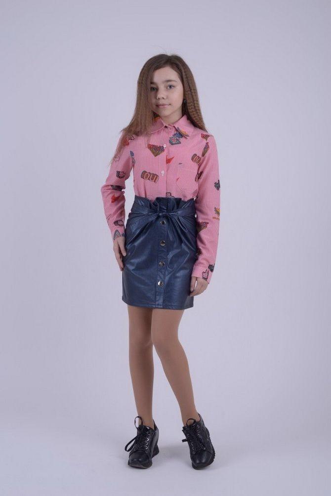 Модные подростковые юбки: будьте в тренде 2