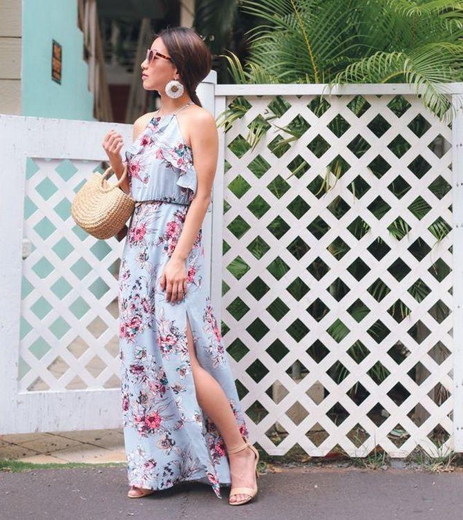 Идеальное летнее платье: скрываем недостатки фигуры 7