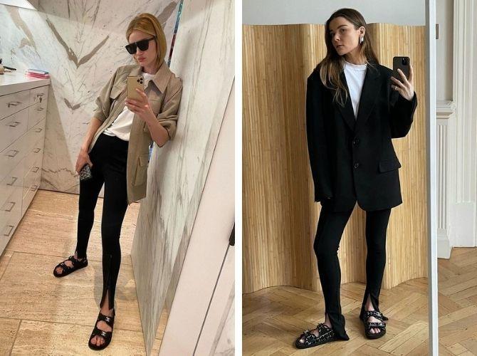 Як носити татові сандалії влітку 2021 12