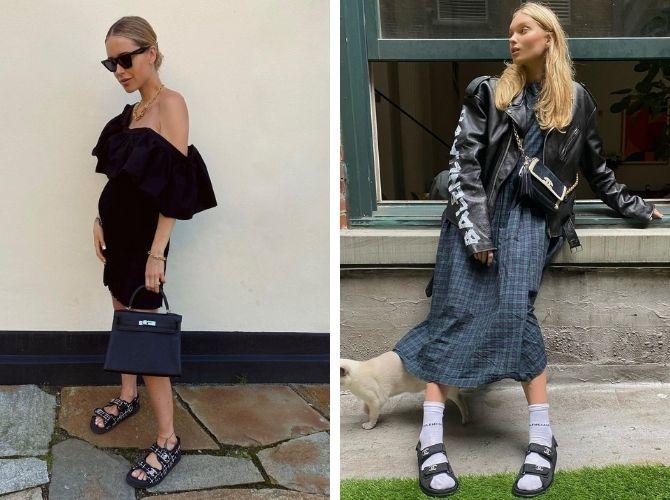 Як носити татові сандалії влітку 2021 4