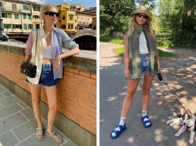 Як носити татові сандалії влітку 2021 5