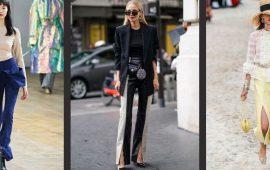 Штани з розрізами – як носити мікротренд влітку 2021