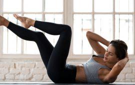 5 найефективніших вправ, з якими ви позбудетеся живота за тиждень