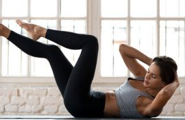 5 самых эффективных упражнений, с которыми вы избавитесь от живота за неделю