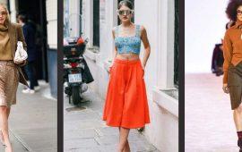 Спідниця-шорти знову в моді: з чим носити влітку 2021 року?