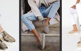 Модні сліпони – практична альтернатива жіночим кедам