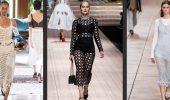 Сукні в техніці кроше: що вибрати модницям?