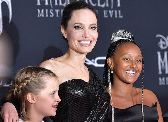Дочка Анджеліни Джолі зіткнулася з расизмом під час операції: актриса обурена 1