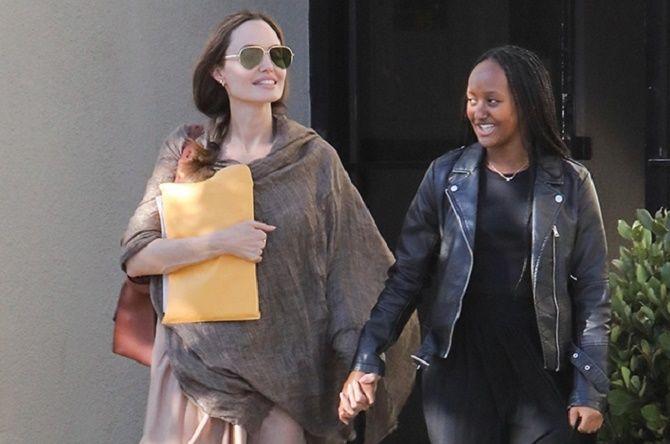 Дочка Анджеліни Джолі зіткнулася з расизмом під час операції: актриса обурена 4