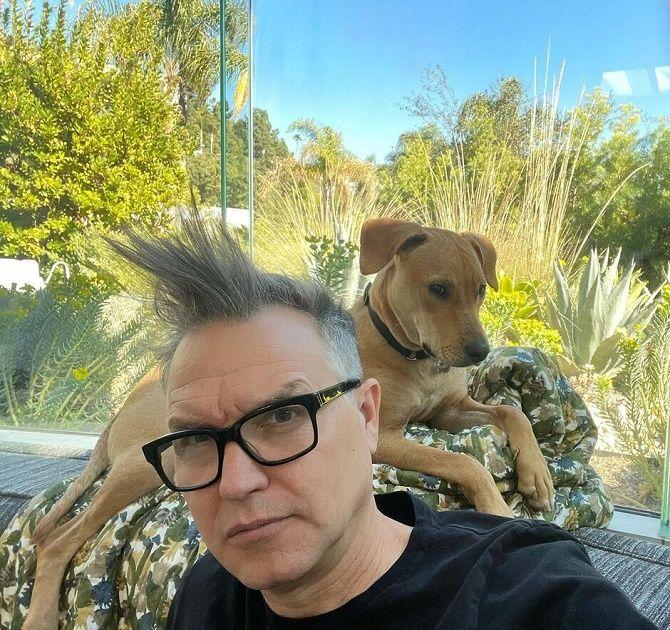 «Мне страшно»: у фронтмена Blink-182 Марка Хоппуса диагностировали рак 3