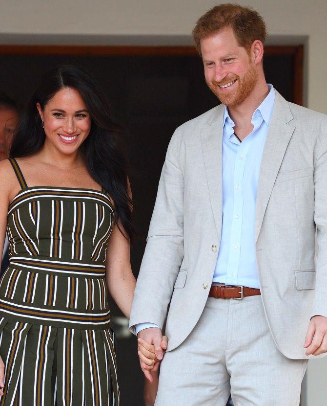 Довгоочікуване поповнення: у Меган Маркл і принца Гаррі народилася дочка 3
