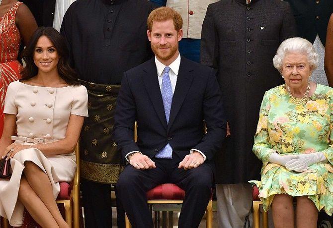 Довгоочікуване поповнення: у Меган Маркл і принца Гаррі народилася дочка 4